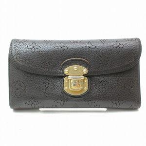 💯ALouis Vuitton Portefeuille Amelia Mahina Wallet
